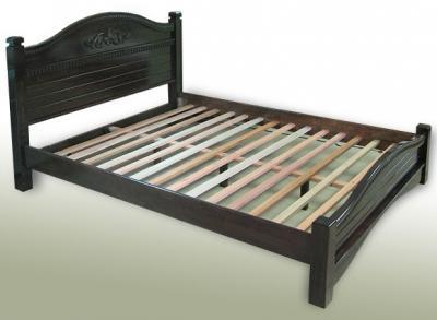 Двуспальная кровать Королевство сна SN104 180x200 (капучино) - основание