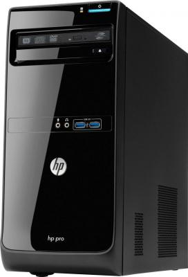 Готовое рабочее место HP 3500 MT (H4M15ES) - системный блок, общий вид