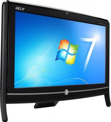 Готовое рабочее место Acer Veriton Z2650G (DQ.VEHME.006) - общий вид (моноблок)