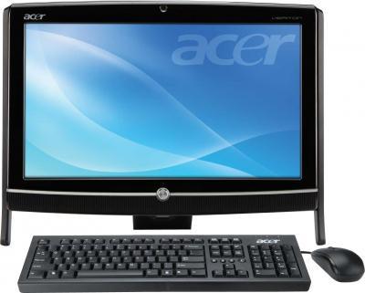 Готовое рабочее место Acer Veriton Z2650G (DQ.VEHME.006) - фронтальный вид
