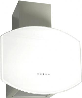 Вытяжка купольная Elikor Янтарь Овал (60 Inox-White) - общий вид
