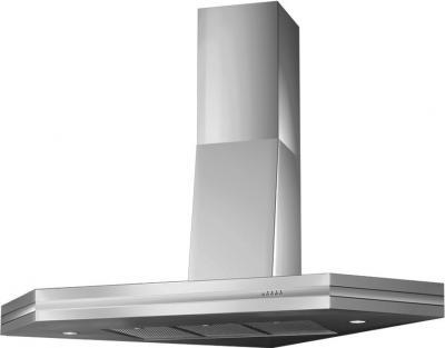 Вытяжка Т-образная Best KA214 (нержавеющая сталь) - общий вид
