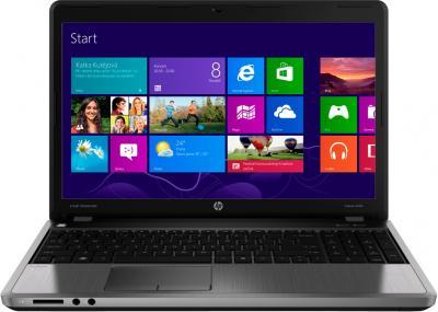 Ноутбук HP ProBook 4540s (H5J59EA) - фронтальный вид