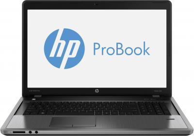 Ноутбук HP ProBook 4740s (H5K46EA) - фронтальный вид