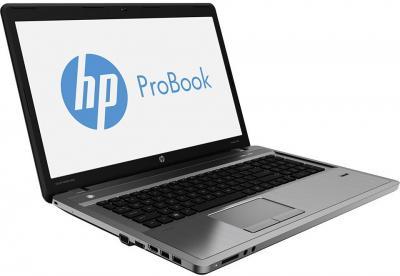Ноутбук HP ProBook 4740s (H5K46EA) - общий вид