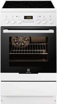 Кухонная плита Electrolux EKC54500OW - общий вид
