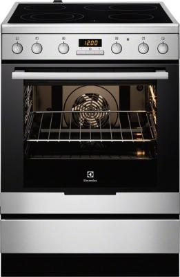 Кухонная плита Electrolux EKC6450AOX - общий вид