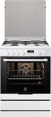 Кухонная плита Electrolux EKK6450AOW - общий вид