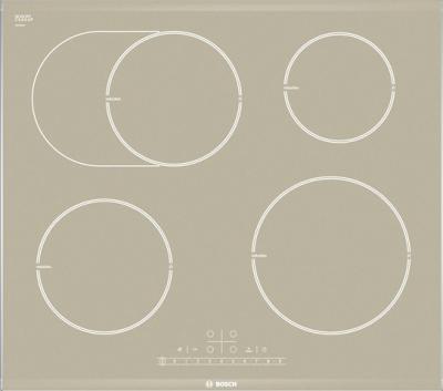 Индукционная варочная панель Bosch PIB673F17E - общий вид