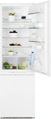 Холодильник с морозильником Electrolux ENN2853AOW - общий вид