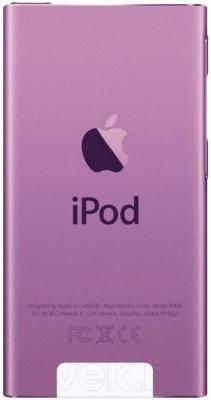 MP3-плеер Apple iPod nano 16Gb MD479QB/A (фиолетовый)