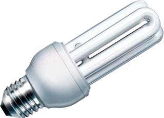 Лампа для уничтожителя KomarOFF 20W UV-A tube (для GL2A) - общий вид