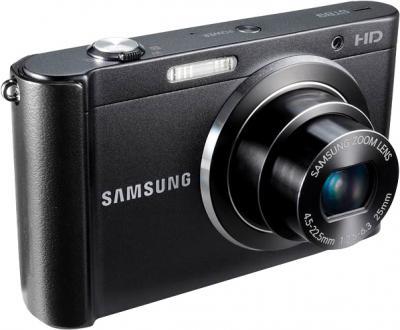 Компактный фотоаппарат Samsung ST89 (Black, EC-ST89ZZFPBRU) - общий вид
