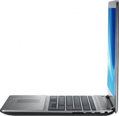 Ноутбук Samsung 510R5E (NP510R5E-S05RU) - вид сбоку