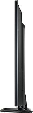 Телевизор LG 37LN541U - вид сбоку