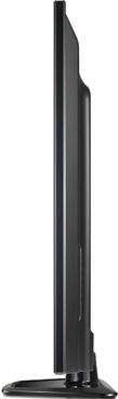 Телевизор LG 39LN540V - вид сбоку