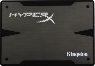 SSD диск Kingston HyperX 3K 120GB (SH103S3/120G) - общий вид