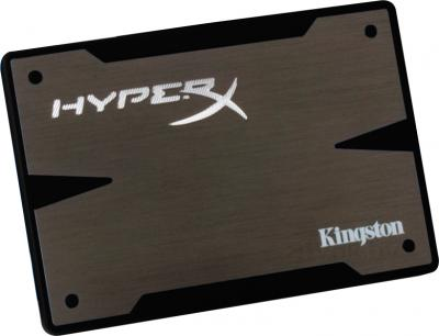 SSD диск Kingston HyperX 3K 120GB (SH103S3B/120G) - общий вид