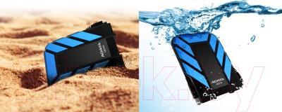 Внешний жесткий диск A-data DashDrive Durable HD710 500GB Black (AHD710-500GU3-CBK)