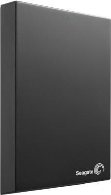 Внешний жесткий диск Seagate Expansion Portable 1TB (STBX1000201) - вертикальный вид