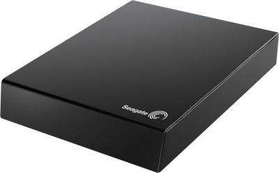 Внешний жесткий диск Seagate Expansion Portable 1TB (STBX1000201) - общий вид