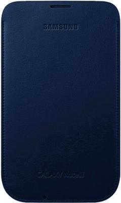 Футляр Samsung Pouch N7100 Navy Blue - общий вид