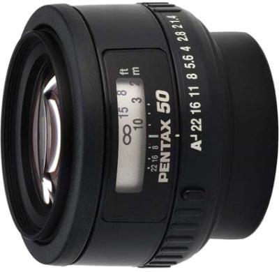 Объектив Pentax SMC FA 50mm f/1.4 (MP20817) - общий вид