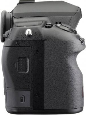 Зеркальный фотоаппарат Pentax K-5 II Body - вид сбоку