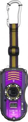 Компактный фотоаппарат Pentax WG-3 GPS Purple-Black - общий вид