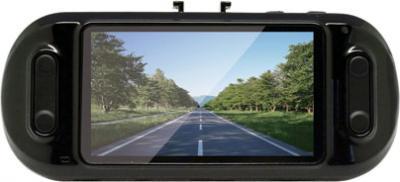Автомобильный видеорегистратор Ritmix AVR-727 - дисплей