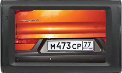 Автомобильный видеорегистратор Ritmix AVR-710TS - дисплей
