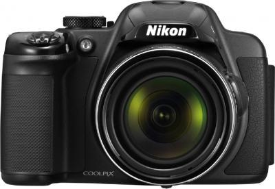 Компактный фотоаппарат Nikon Coolpix P520 Black - общий вид