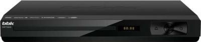 DVD-плеер BBK DVP759HD Black - общий вид