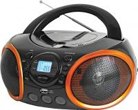 Магнитола BBK BX100U Black-Orange -
