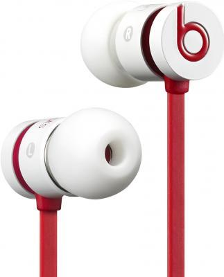 Наушники-гарнитура Beats urBeats In-Ear / MH7U2ZM/A (белый) - общий вид