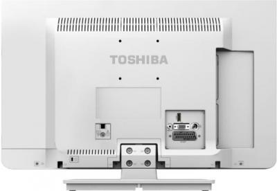 Телевизор Toshiba 22L1354R - вид сзади