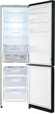 Холодильник с морозильником LG GA-B489TGKR - внутренний вид