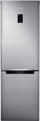 Холодильник с морозильником Samsung RB31FERMDSS/WT - вид спереди