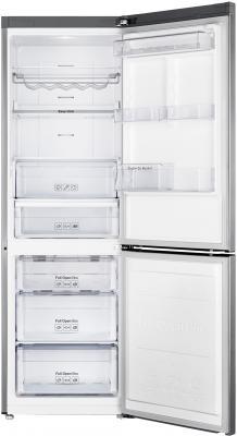 Холодильник с морозильником Samsung RB31FERMDSS/WT - внутренний вид