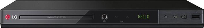 DVD-плеер LG  650000.000