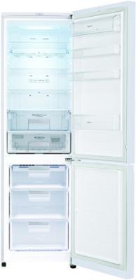 Холодильник с морозильником LG GA-B489TGDF - внутренний вид