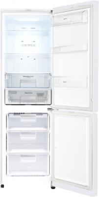 Холодильник с морозильником LG GA-B439TGKW - внутренний вид