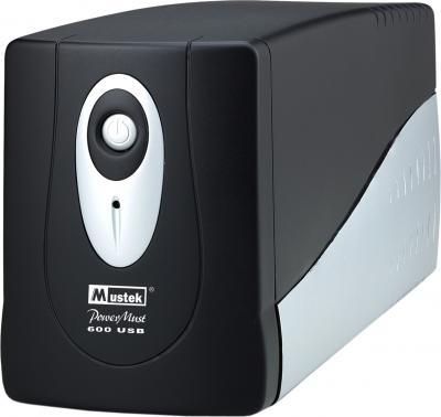 ИБП Mustek PowerMust 600 USB - общий вид