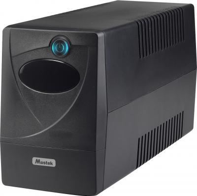 ИБП Mustek PowerMust 636EG 600VA - общий вид