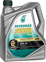 Моторное масло Petronas Syntium 800 10W40 / 18034019 (4л) -