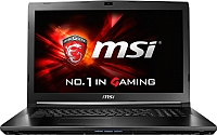 Ноутбук MSI GL72 6QD-224RU (9S7-179675-224) -