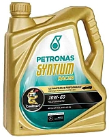 Моторное масло Petronas Syntium Racer 10W60 / 18084019 (4л) -