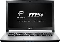 Ноутбук MSI PE70 6QE-832RU (9S7-179542-832) -