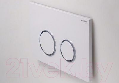 Кнопка для инсталляции Geberit Sigma 20 (980.015.KL.1)