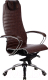 Кресло офисное Metta Samurai K1 (коричневый) -